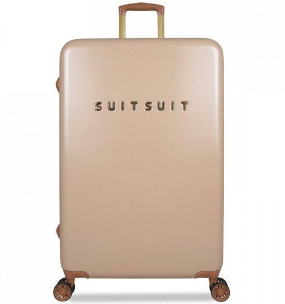Cestovní kufr SUITSUIT® TR-7108/3-L – Fab Seventies Warm Sand