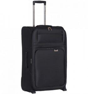 Kabinové zavazadlo AEROLITE T-9515/3-S – černá