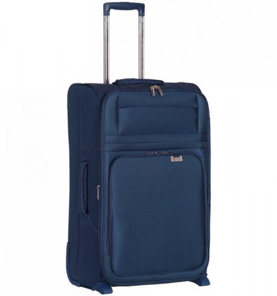 Kabinové zavazadlo AEROLITE T-9515/3-S – tmavě modrá
