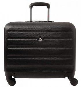 Kufr příruční na notebook AEROLITE WLB41-322 ABS – černá