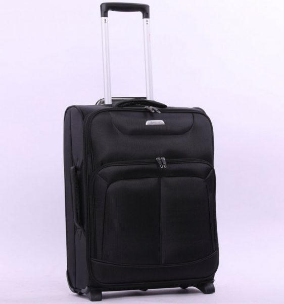 Kabinové zavazadlo AEROLITE T-9985/2-S – černá