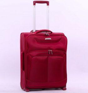 Kabinové zavazadlo AEROLITE T-9985/2-S – vínová