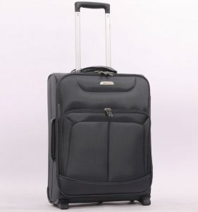 Kabinové zavazadlo AEROLITE T-9985/2-S – šedá