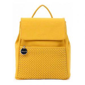 Dámský batoh Tamaris Amber – žlutá
