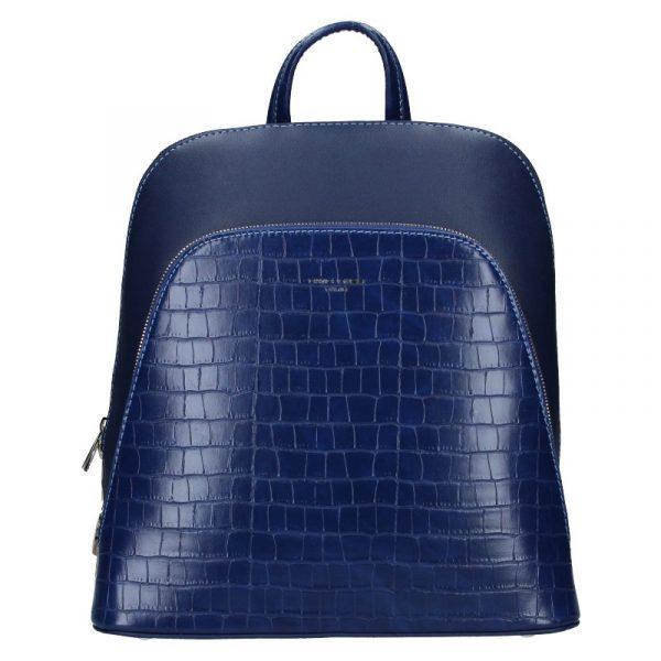 Módní dámský batoh David Jones Thala – modrá