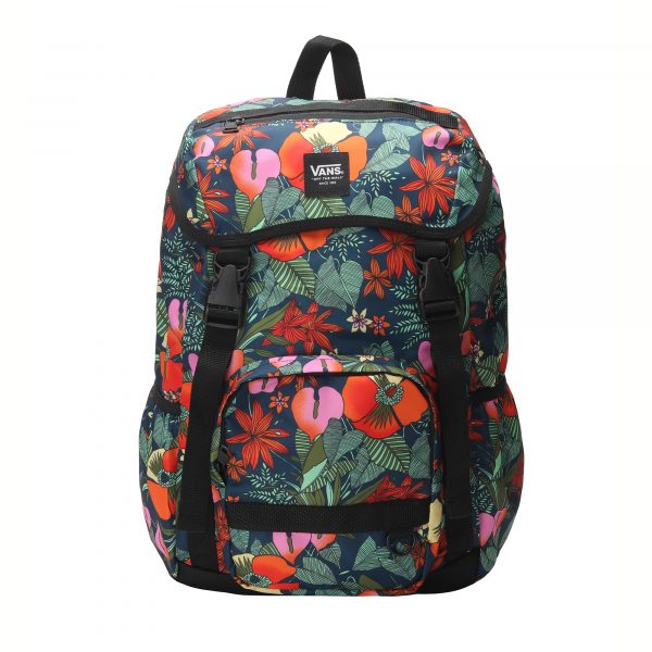 Wm ranger backpack MULTI TROPIC DRESS BLUES