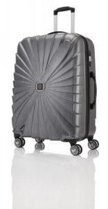 Titan Triport 4w L cestovní kufr TSA 74 cm 106 l Anthracite