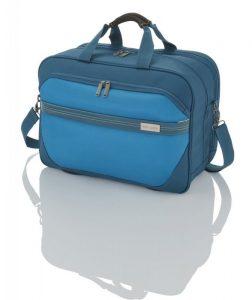 Travelite Meteor Board Bag Petrol palubní taška 45x33x20 cm 30 l