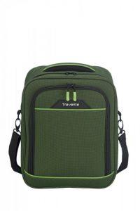 Travelite Derby Board Bag Green odlehčená palubní taška 18 l
