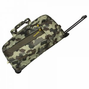 Travelite Kite 2w Travel Bag cestovní taška 64x33x32 cm 68 l Camouflage
