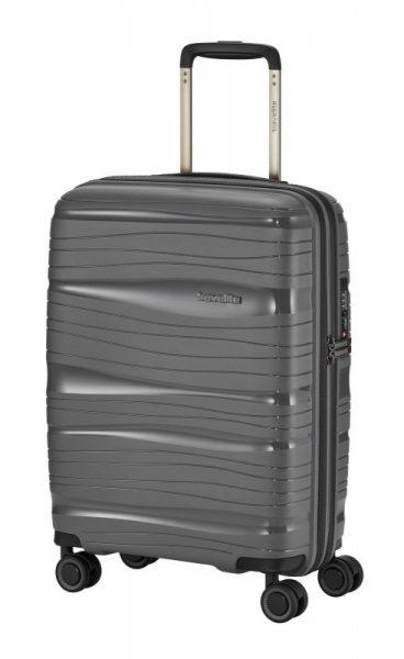 Travelite Motion S palubní cestovní kufr PP TSA 55 cm 37 l Anthracite