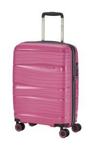 Travelite Motion S palubní cestovní kufr PP TSA 55 cm 37 l Rose