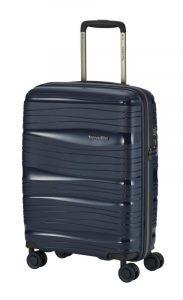 Travelite Motion S palubní cestovní kufr PP TSA 55 cm 37 l Navy