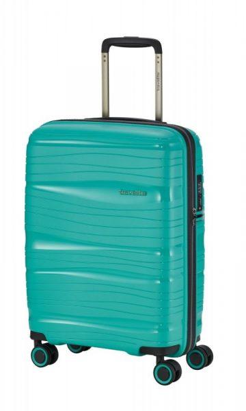 Travelite Motion S palubní cestovní kufr PP TSA 55 cm 37 l Mint