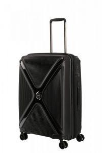 Titan Paradoxx 4w M cestovní kufr TSA 68 cm 80-88 l Black Uni