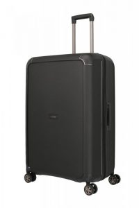 Titan Compax 4w L cestovní kufr TSA 77 cm 104 l Black