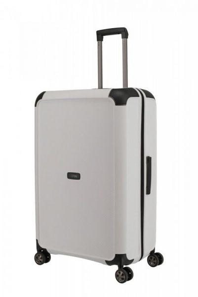 Titan Compax 4w L cestovní kufr TSA 77 cm 104 l White