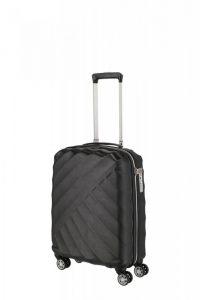 Titan Shooting Star 4w S palubní kufr TSA 55x40x20 cm 40 l Black