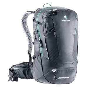 Turistický batoh DEUTER Trans Alpine 32 EL Black
