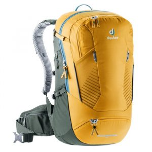 Turistický batoh DEUTER Trans Alpine 30 2020 Curry-Ivy