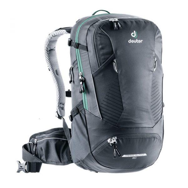 Turistický batoh DEUTER Trans Alpine 30 2020 Black