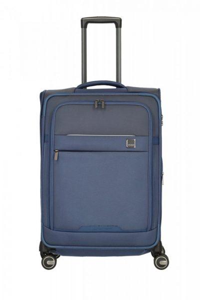 Titan Prime 4w M cestovní kufr TSA 68 cm 65-76 l Navy
