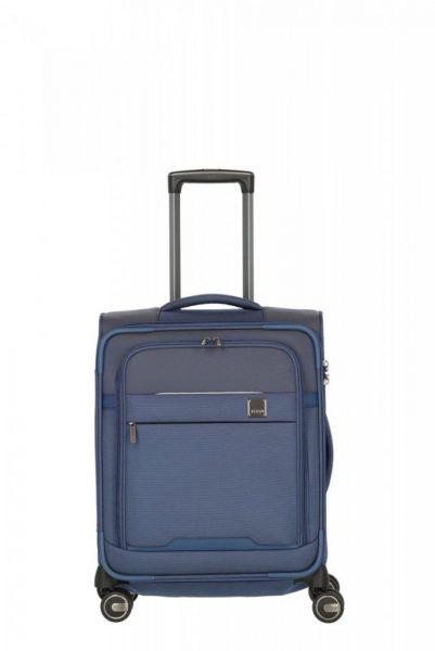 Titan Prime 4w S palubní cestovní kufr TSA 55x40x20 cm 38 l Navy