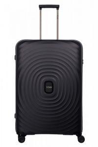 Titan Looping L cestovní kufr TSA 77 cm 105 l Black