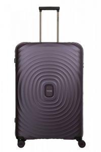 Titan Looping L cestovní kufr TSA 77 cm 105 l Purple