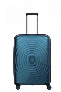 Titan Looping M cestovní kufr TSA 67 cm 71-82 l Petrol