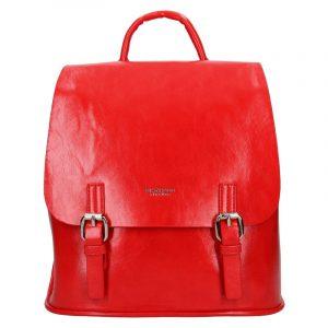 Dámská kabelka Diana & Co Amalia – červená