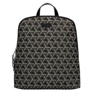 Trendy dámský batoh Hexagona Asia – černá