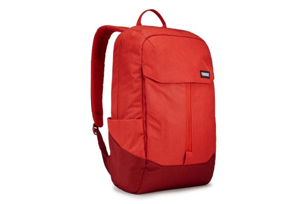 Thule Lithos 20 l Lava/red feather
