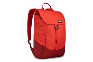 Thule Lithos 16 l Lava/red feather