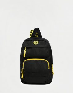 Vans Backpack (National Geographic) Black