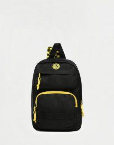 Vans Backpack (National Geographic) Black