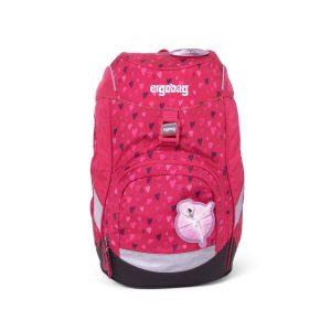 Ergobag Prime Pink Hearts 2020 20l