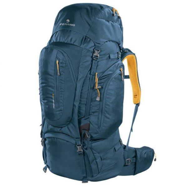 Turistický batoh FERRINO Transalp 60l 2020 modrá