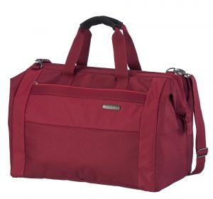 Travelite Cestovní taška Capri Duffle Red 39 l