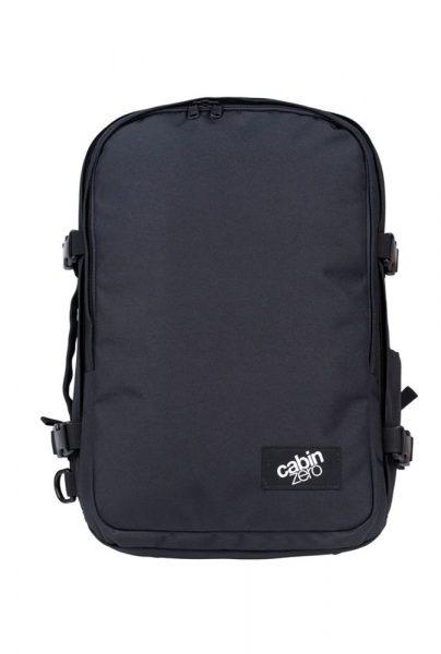 CabinZero Palubní batoh Classic Pro Absolute Black 32 l