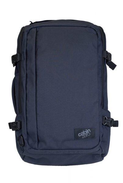 CabinZero Palubní batoh Adventure Absolute Black 42 l