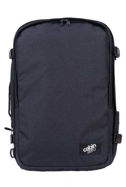 CabinZero Palubní batoh Classic Pro Absolute Black 42 l