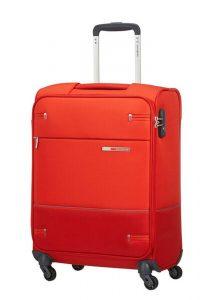 Samsonite Kabinový cestovní kufr Base Boost Spinner 55/20 79200 – oranžová