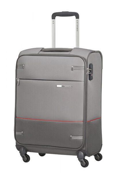 Samsonite Kabinový cestovní kufr Base Boost Spinner 55/20 79200 – šedá