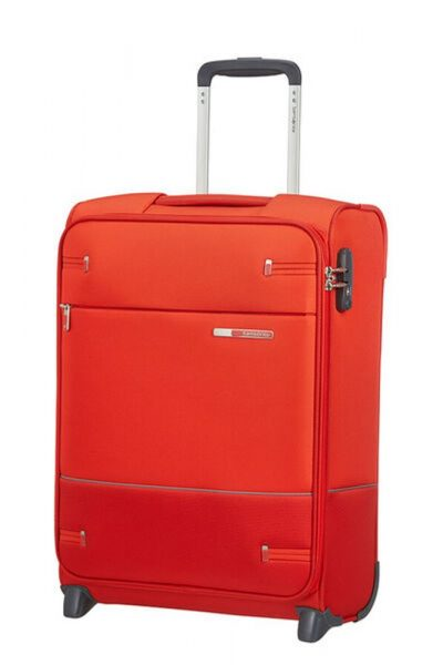 Samsonite Kabinový cestovní kufr Base Boost Upright 55/20 40cm – oranžová