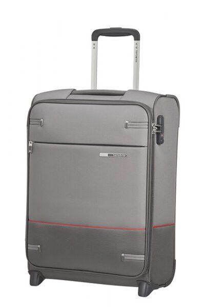 Samsonite Kabinový cestovní kufr Base Boost Upright 55/20 40cm – šedá