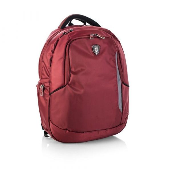 Heys Batoh na notebook TechPac 04 Burgundy 15,6""