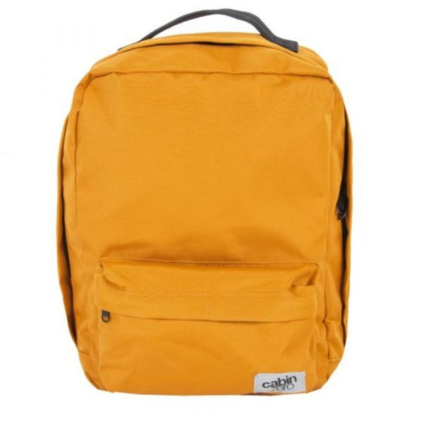 CabinZero Studentský batoh Varsity Orange Chill 26 l