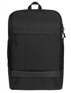 BAAGL Městský batoh City batoh Recykl černý 15,5 l