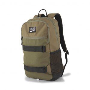 PUMA Deck Backpack olive